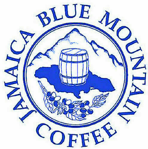 Dark Roasted Jamaican Blue Mountain Peaberry Whole Coffee Beans 1 / 10 LBS Bag
