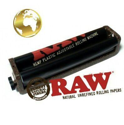 RAW® 2-Way Drehmaschine King Size 110mm verstellbar Slim & Regular Adjustable