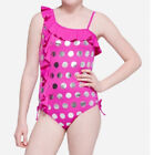 Justice Swimsuit Silver (Sizes 4 & Up) for Girls