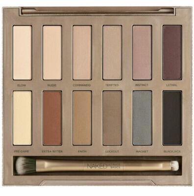 Urban Decay Naked Ultimate Basics Eye Shadow Palette 12x Eyeshadow NEW segunda mano  Embacar hacia Spain
