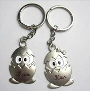 Cute Couple Keychain
