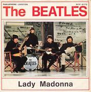 Beatles Lady Madonna 45