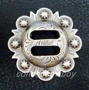 Slotted Conchos