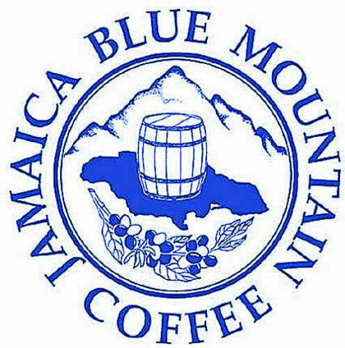 Jamaican Blue Mountain Peaberry Coffee Beans Medium Roasted 4 - 1 Pound Bag