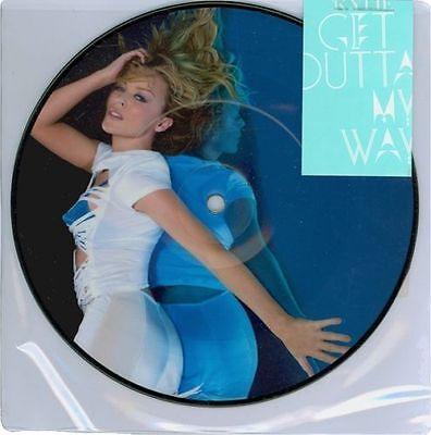 "Kylie Minogue Get Outta My Way Sealed 7"" Vinyl Picture Disc"