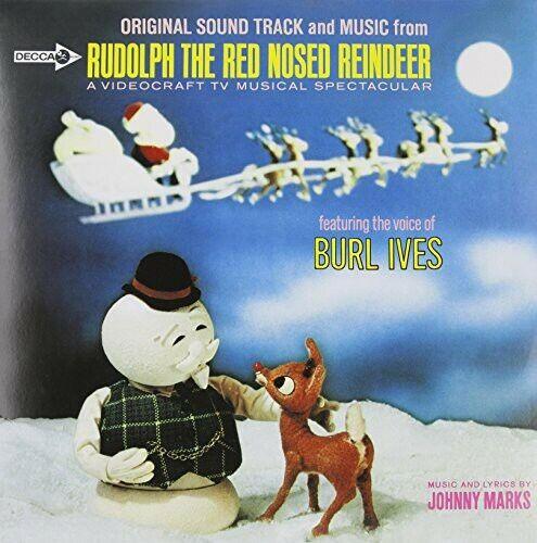 Burl Ives - Rudolph the Red-Nosed Reindeer [New Vinyl LP]