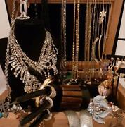 Huge Estate Jewelry Lot