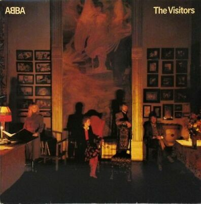 ABBA~THE VISITORS~EPC ~1981