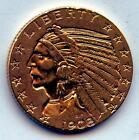 Indian Head Half Eagle