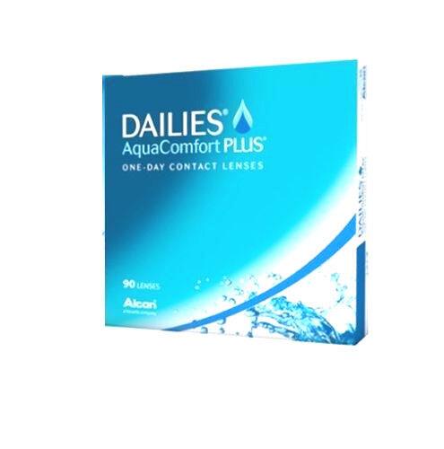 Focus Dailies AQUA COMFORT PLUS von Alcon 1x90, DHL-Versand-TOP-PREIS!