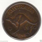 1950 Penny