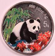1997 Silver Panda