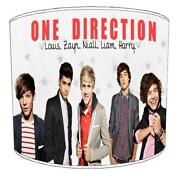 One Direction Lamp Shade