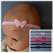 Baby Butterfly Headband