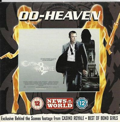 00-HEAVEN: BEHIND THE SCENES FOOTAGE FROM CASINO ROYALE + BEST OF BOND