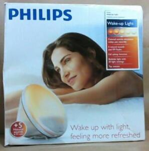 Philips HF3520/60 WakeUp Light Colour Sunrise Simulation White
