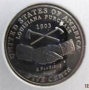 2004 Louisiana Purchase Nickel