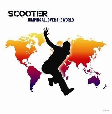 Scooter [maxi-cd] jumping all over the world (2008)
