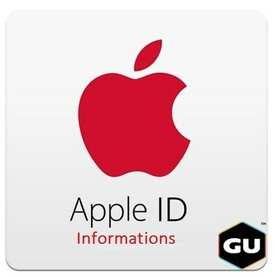 Apple Icloud Id Info   Owner Info Using Imei Udid  Name Email