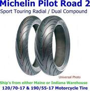 Motorcycle Tires 190/55/17
