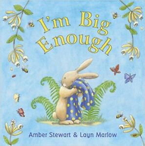 I'm Big Enough - Amber Stewart & Layn Marlow  Lovely Story NEW