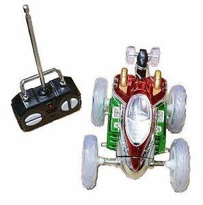 Turbo 360 Twister RC Stunt Car Flashing Light Dasher Vehicle Toy Remote Control