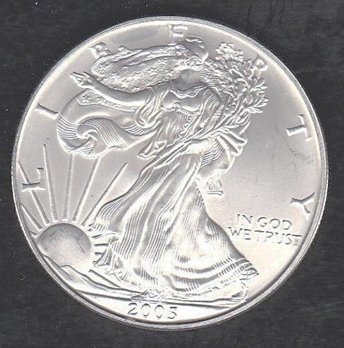 Walking Liberty 1 Oz Silver Dollar Ebay