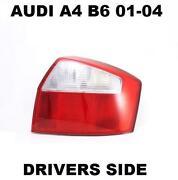 Audi A4 B6 Rear Lights