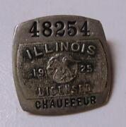 Chauffeur Badge