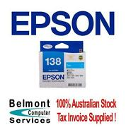Epson Ink 138 Genuine