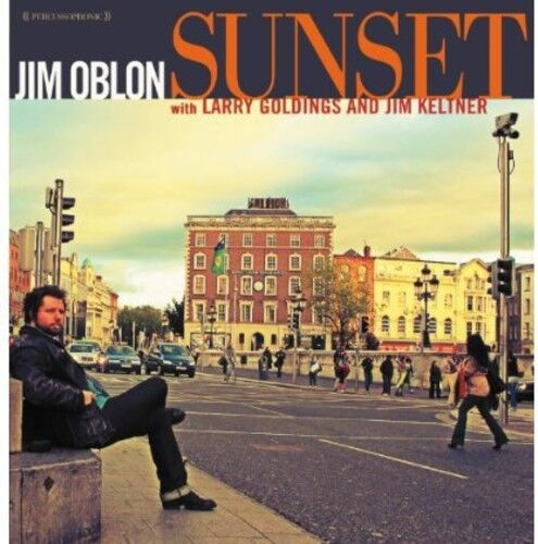 Jim Oblon - Sunset [New CD]