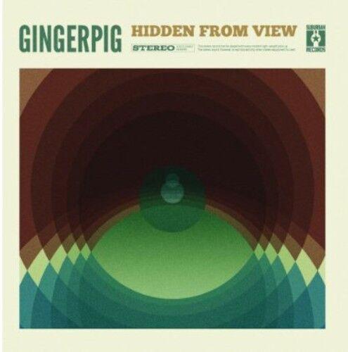 Gingerpig - Hidden from View [New CD]