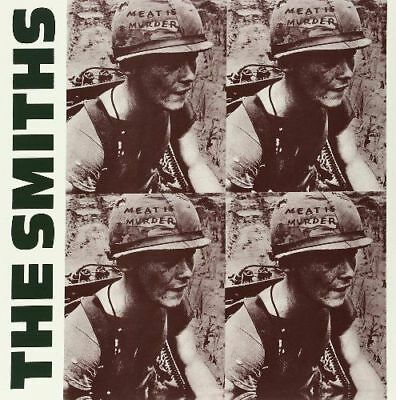 THE SMITHS MEAT IS MURDER VINYL ALBUM (2012 Re-issue)