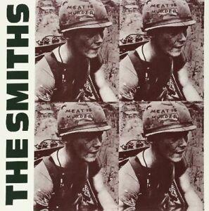 THE SMITHS MEAT IS MURDER VINYL ALBUM (2012 Re-issue)