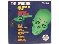 The avengers and other tv themes vinyl