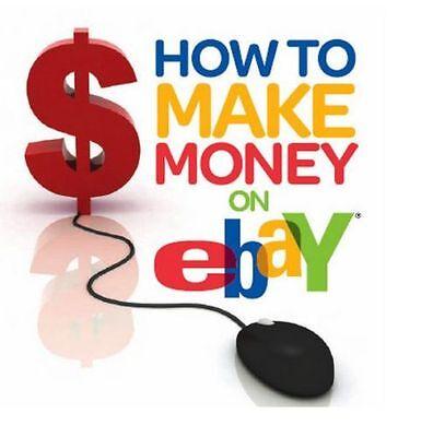 How To Make Money On Ebay Kit Ebook + Resell rights + Bonus Ebook