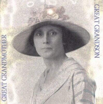 Great Grandmother: Great Grandson by Kapono Beamer AUDIO CD  *DISC ONLY*