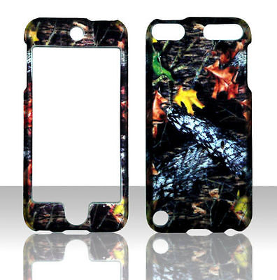 Fallen Camo Tree For Apple iPod Touch 6 6th Gen  Case Cover LL (Touch Ipod Fällen)