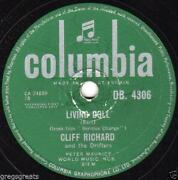 Cliff Richard Living Doll