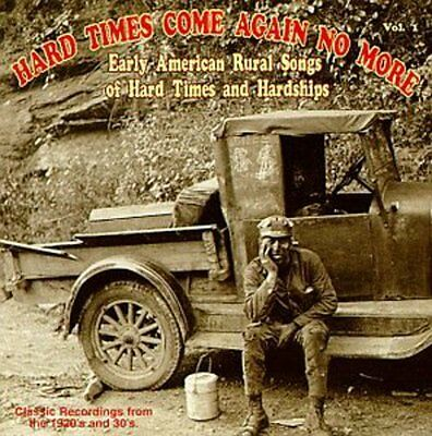 Various Artists - Hard Times Come Again No More 1 / Various [New