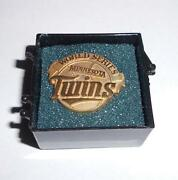 Minnesota Twins Pins