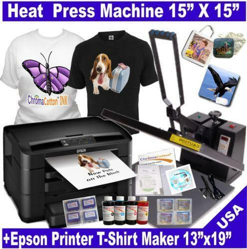 Heat Press Kit Ebay