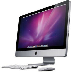 Like New iMac, 4GB Ram, 180 gb ssd + 500 gb hdd, os x 10.13!!