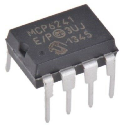 1pcs Microchip Mcp6241-ep Mcp6241 Wide Bandwidth Operational Amplifier New Ic
