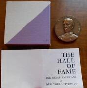 Hall of Fame Medal