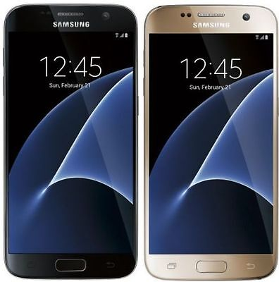 Unlocked ATT Samsung Galaxy S7 AT&T SM-G930A GSM 32GB Android Smartphone 4G LTE