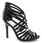 Heeled Gladiator Sandals
