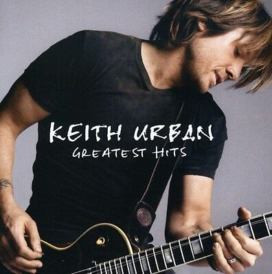 Keith Urban   Greatest Hits  New Cd