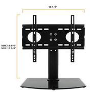 Flat Screen TV Base Stand