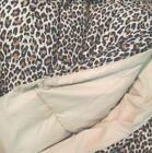 Leopard Comforter Full